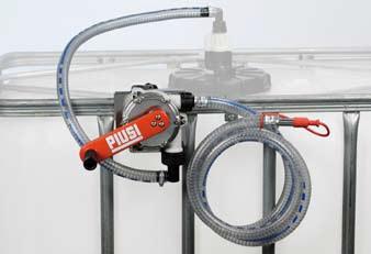 Bomba rotativa manual para adblue